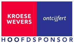 hoofdsponsor KroeseWevers