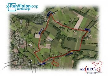 Route van de Runvisionloop