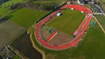 verhuur sportcomplex - atletiekbaan